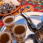 Riad-Atlas-Panorama-Imlil-Tea-time-set-180x180 Double room